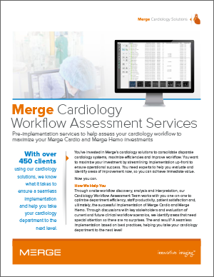 Cardiology Workflow