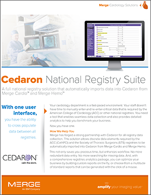 Cedaron National Registry Suite