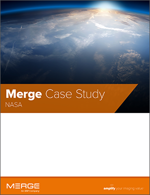 NASA Leverages Merge Eye Care Technology Case Study