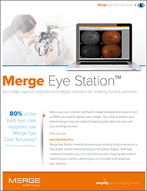 Merge Eye Station Datasheet