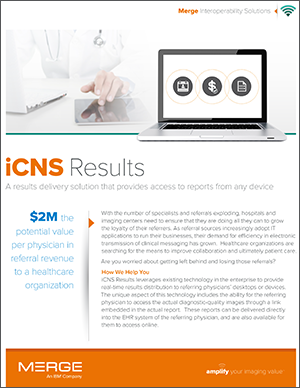 iConnect Network Results Datasheet