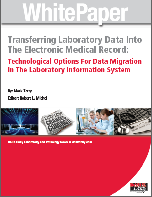 Transferring Laboratory Data Into The Electronic Medical Record Whitepaper