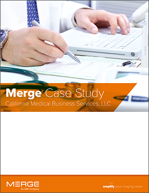 Implementation of Merge systems has California Medical Business Services operating at optimal levels Case Study