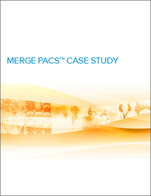 Merge PACS Case study: Full-service, non-profit pediatric academic medical center