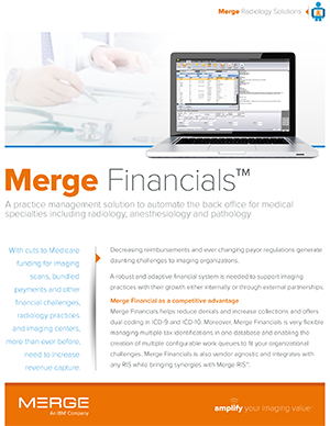 Merge Financials