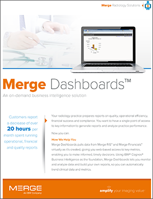 Merge Dashboards