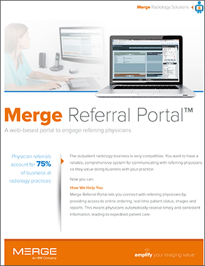 merge referral portal