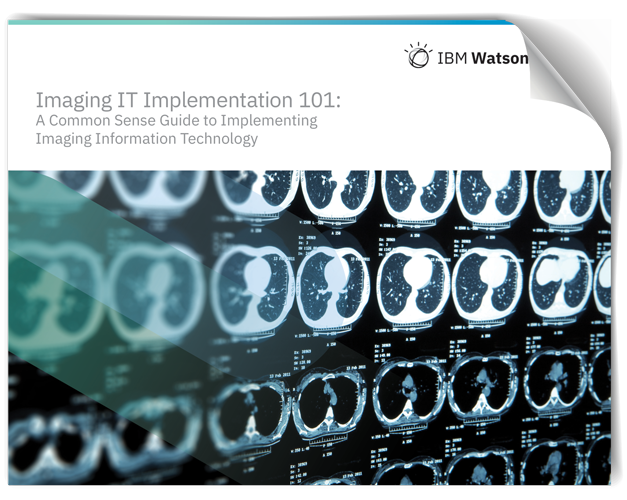 Imaging IT Implementation 101