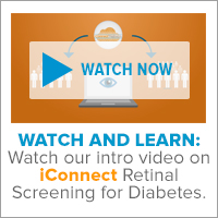 Merge iConnectRetinal Screening Demo